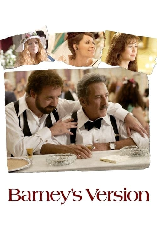 Barney's Version Movie Streaming Online
