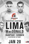 Bellator 192: Lima Vs. Macdonald Movie Streaming Online