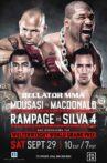 Bellator 206: Mousasi vs. MacDonald Movie Streaming Online