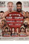 Bellator 237: Fedor vs. Rampage Movie Streaming Online