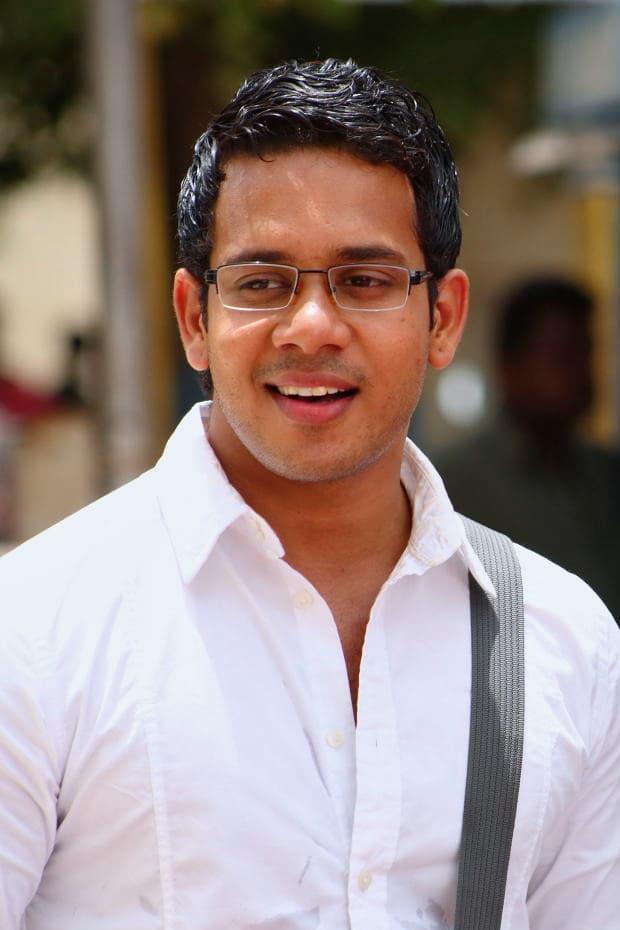 Bharath Srinivasan