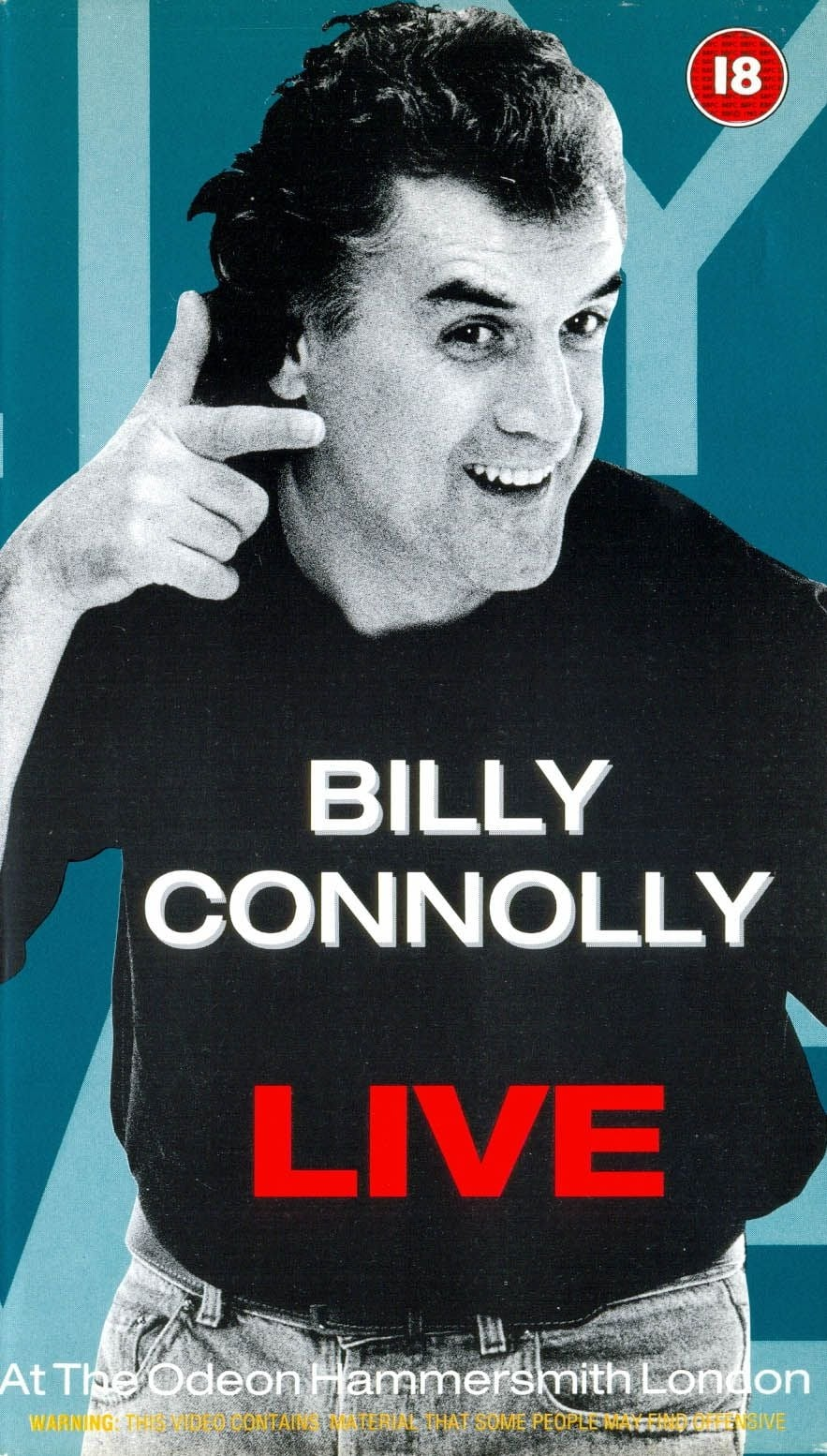 Billy Connolly Live At The Odeon Hammersmith London Movie Streaming Online Watch