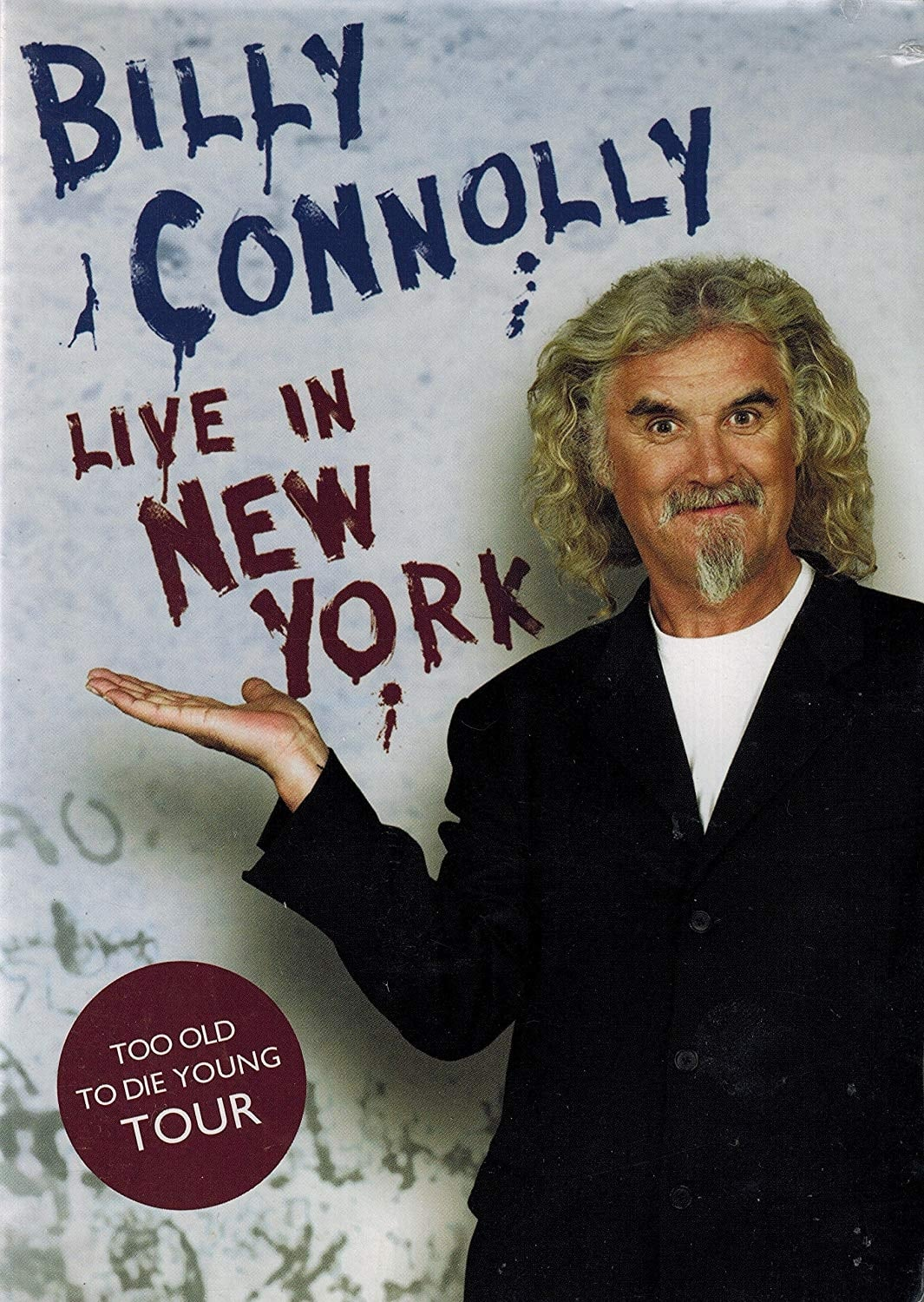 Billy Connolly Live In New York Movie Streaming Online Watch