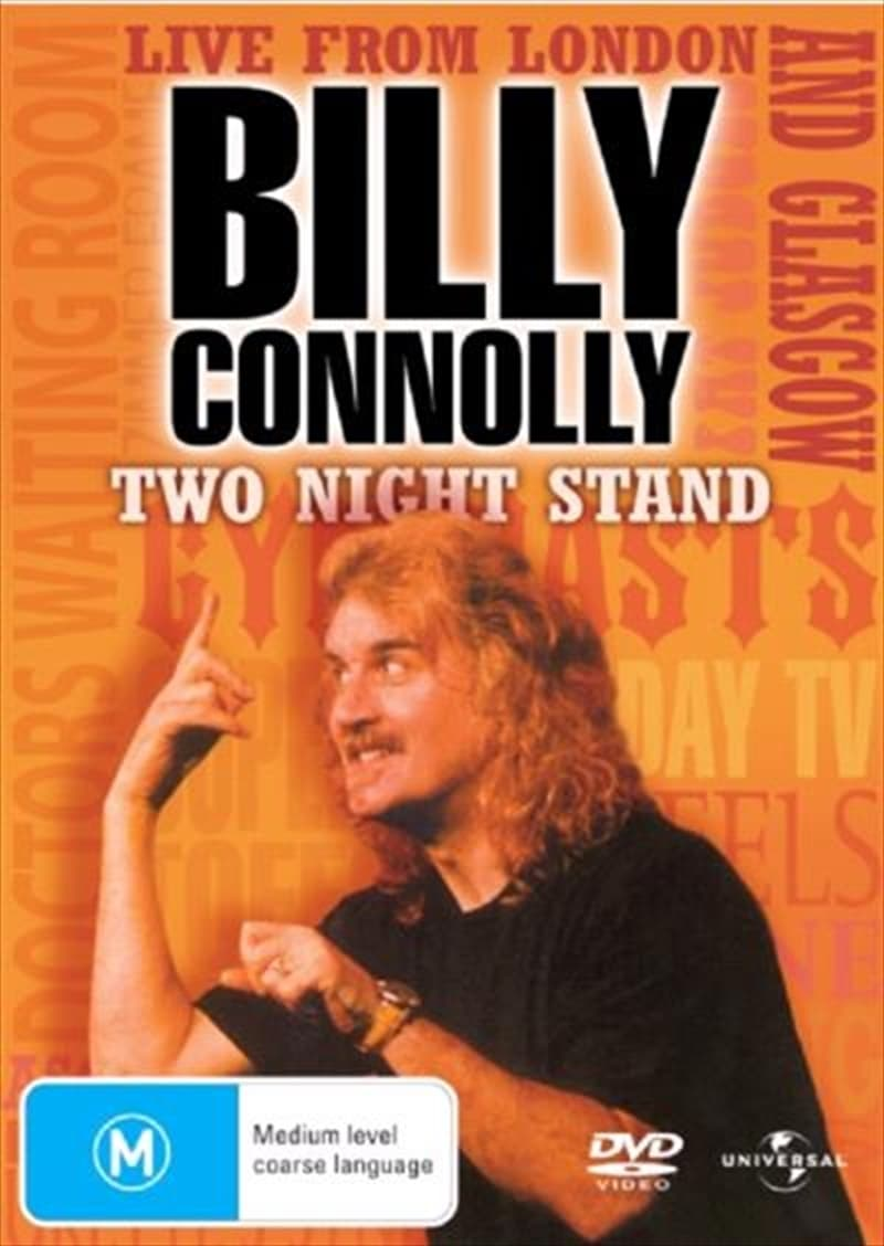 Billy Connolly Two Night Stand Movie Streaming Online Watch