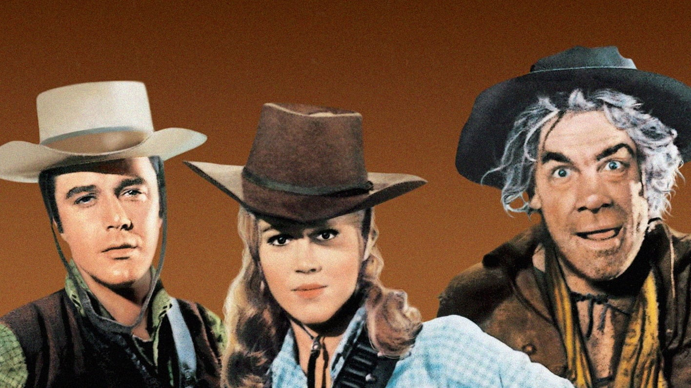 Cat Ballou (1965) – Comedy, Drama, Western
