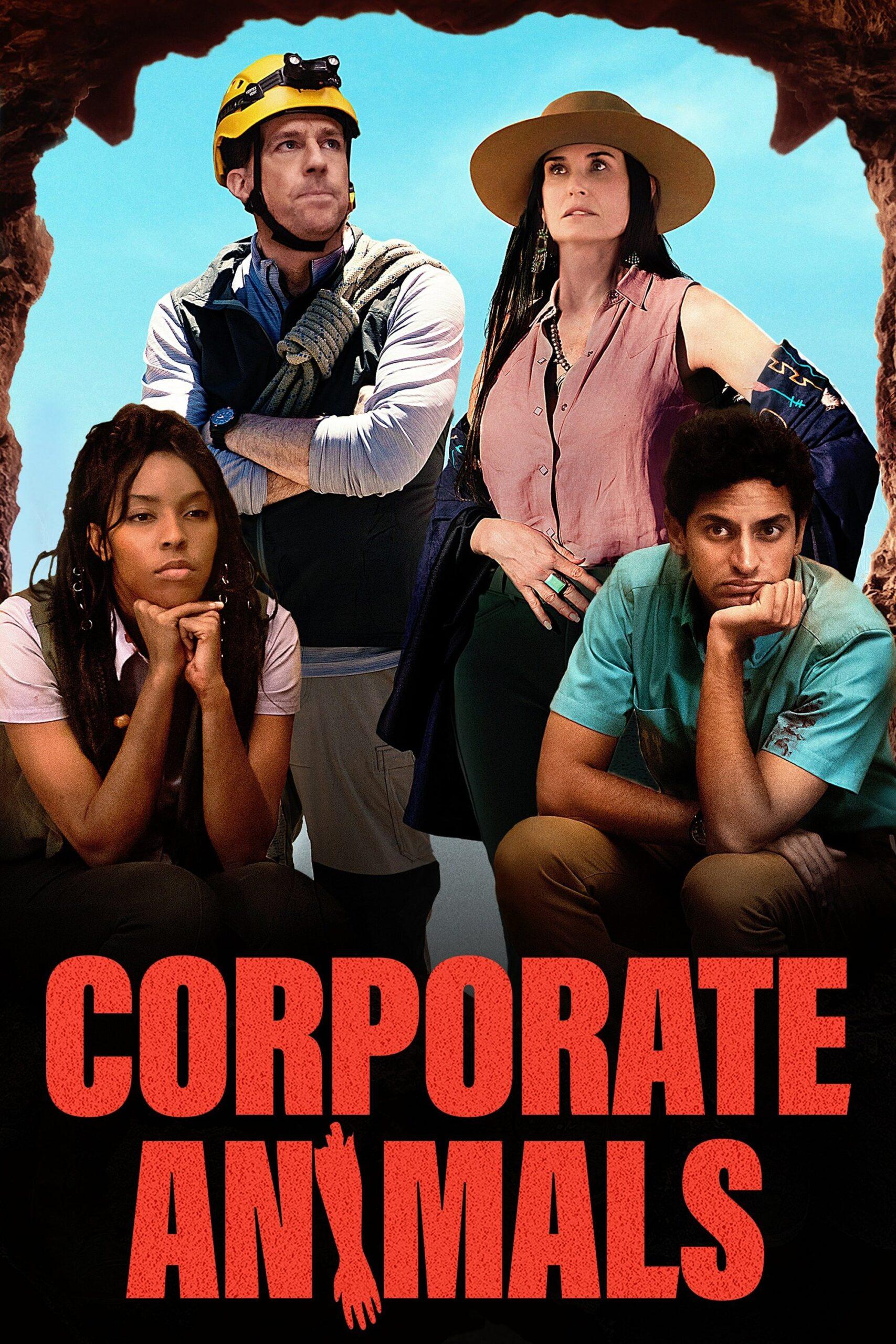 Corporate Animals Movie Streaming Online