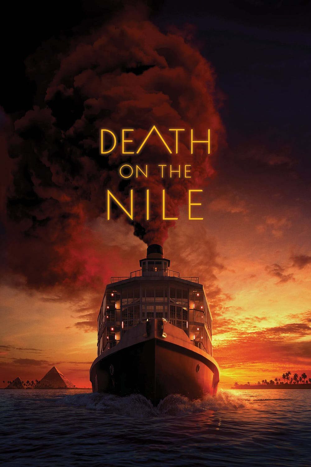 Death on the Nile Movie Streaming Online
