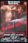 For Love Alone Movie Streaming Online
