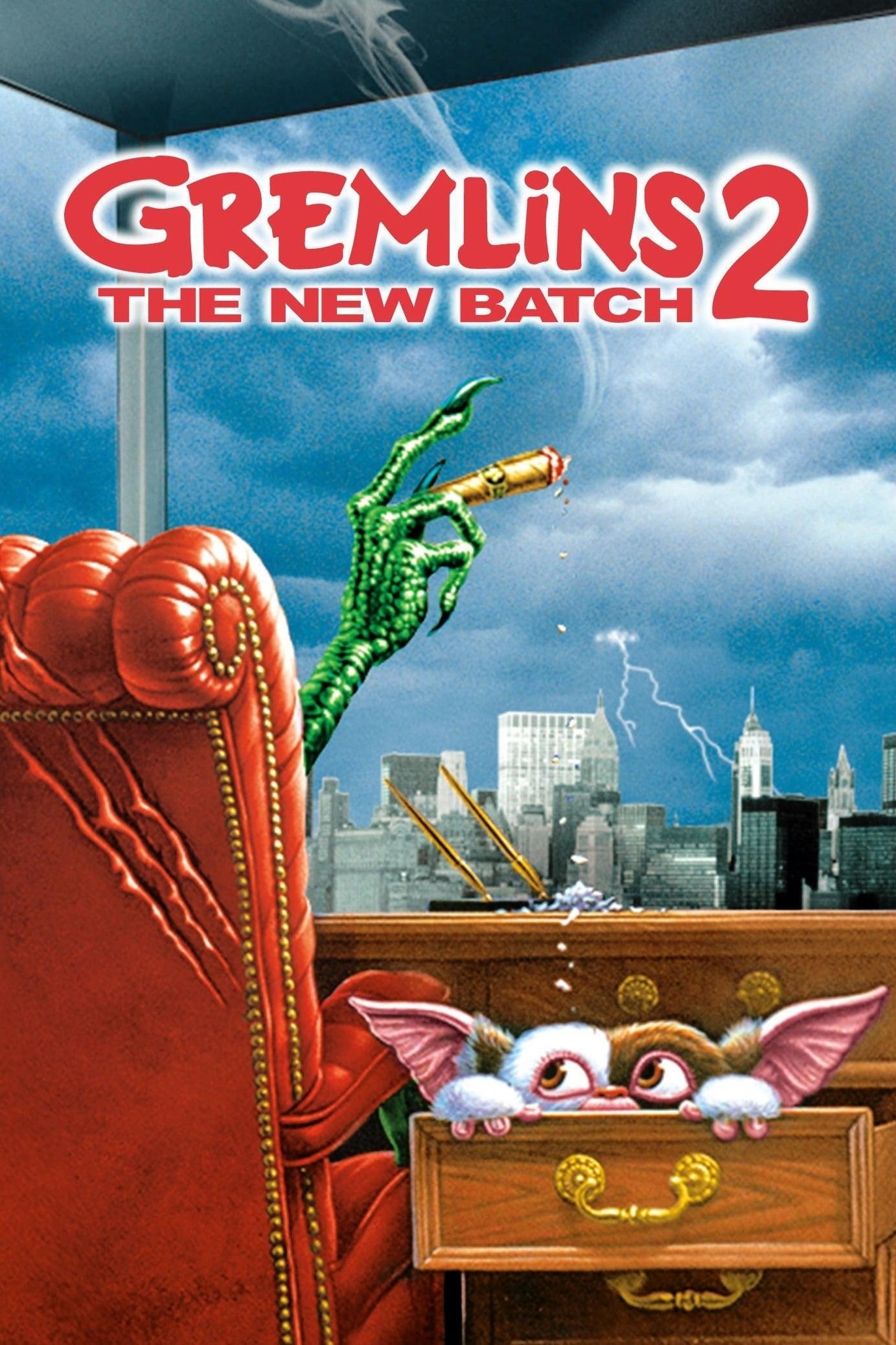 Gremlins 2: The New Batch Movie Streaming Online