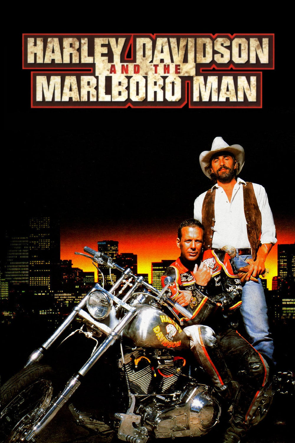 Harley Davidson And The Marlboro Man Movie Streaming Online Watch