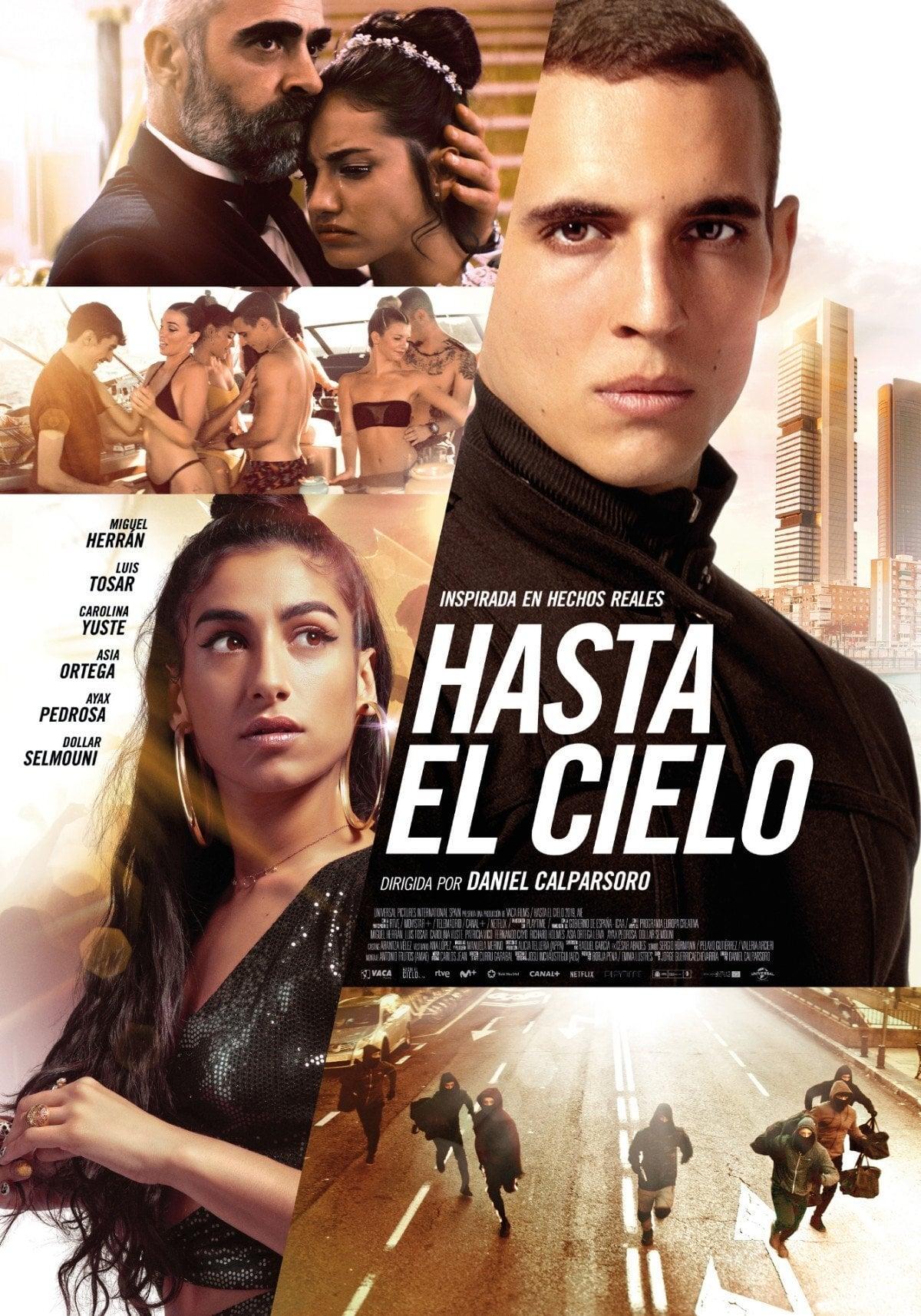 Hasta el cielo Movie Streaming Online