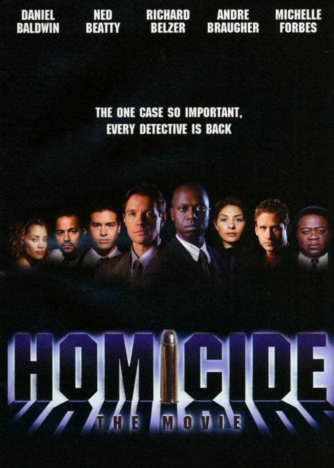 Homicide: The Movie Movie Streaming Online