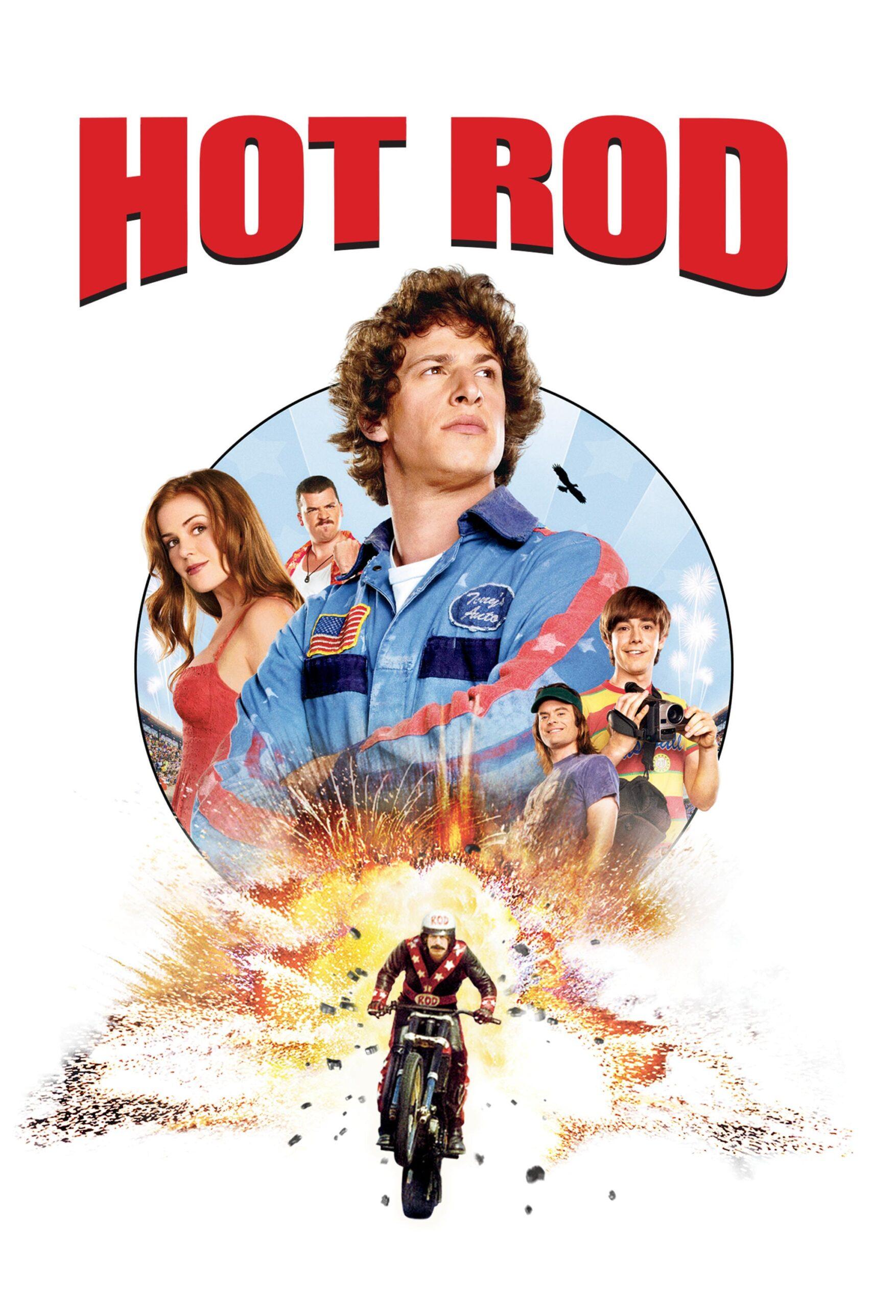 Hot Rod Movie Streaming Online