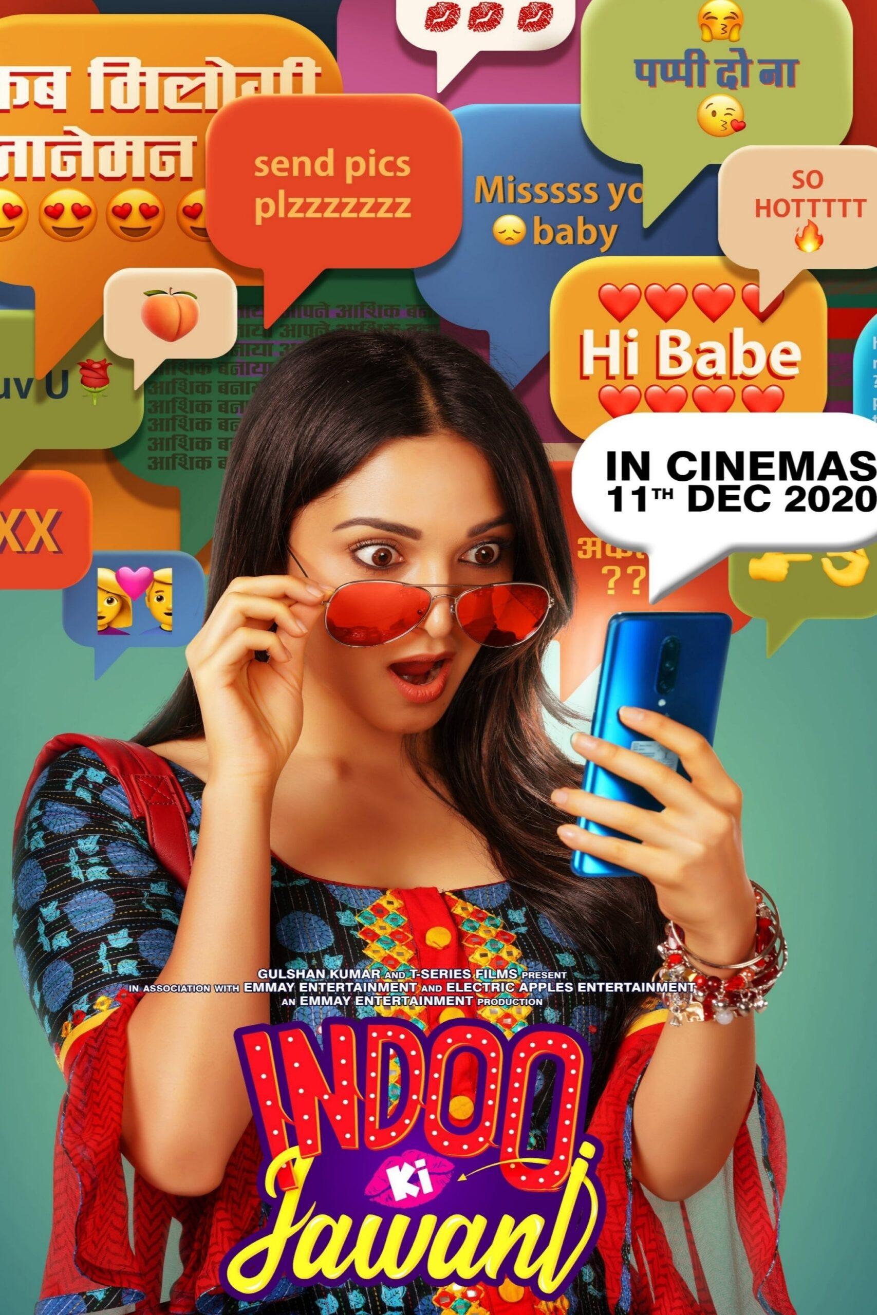 Indoo Ki Jawani Movie Streaming Online