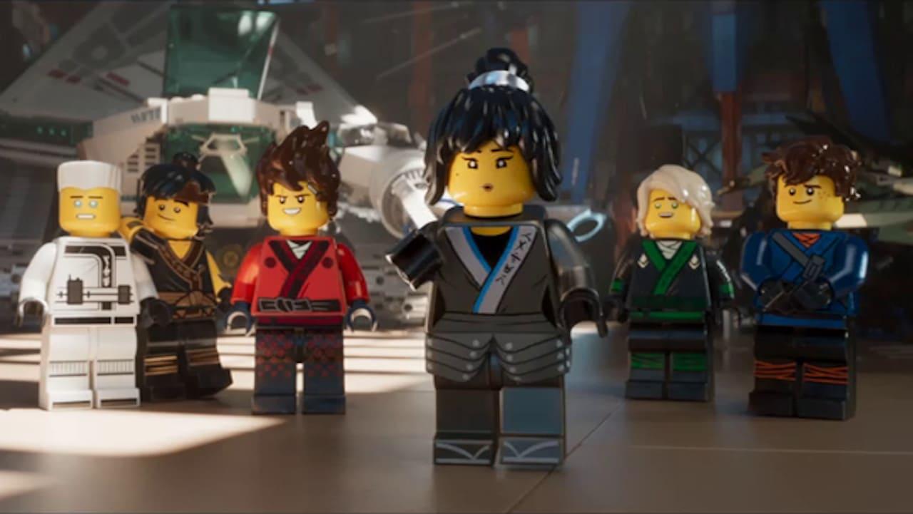 LEGO Ninjago: Masters of Spinjitzu - Rise of the Green Ninja Movie Streaming  Online Watch