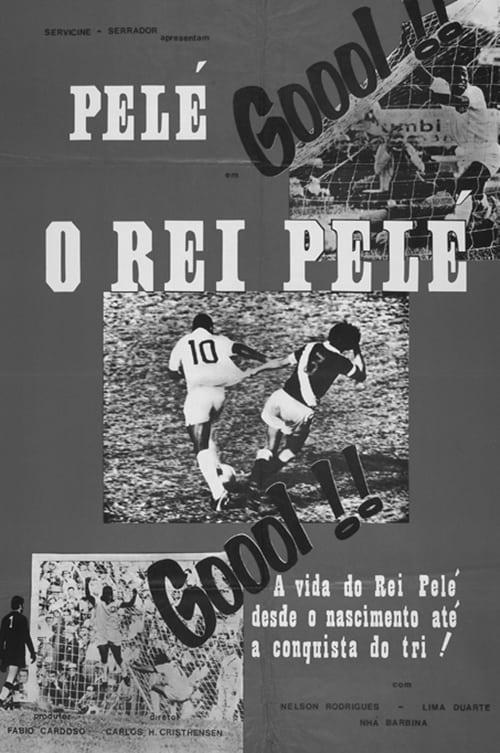 O Rei Pelé Movie Streaming Online