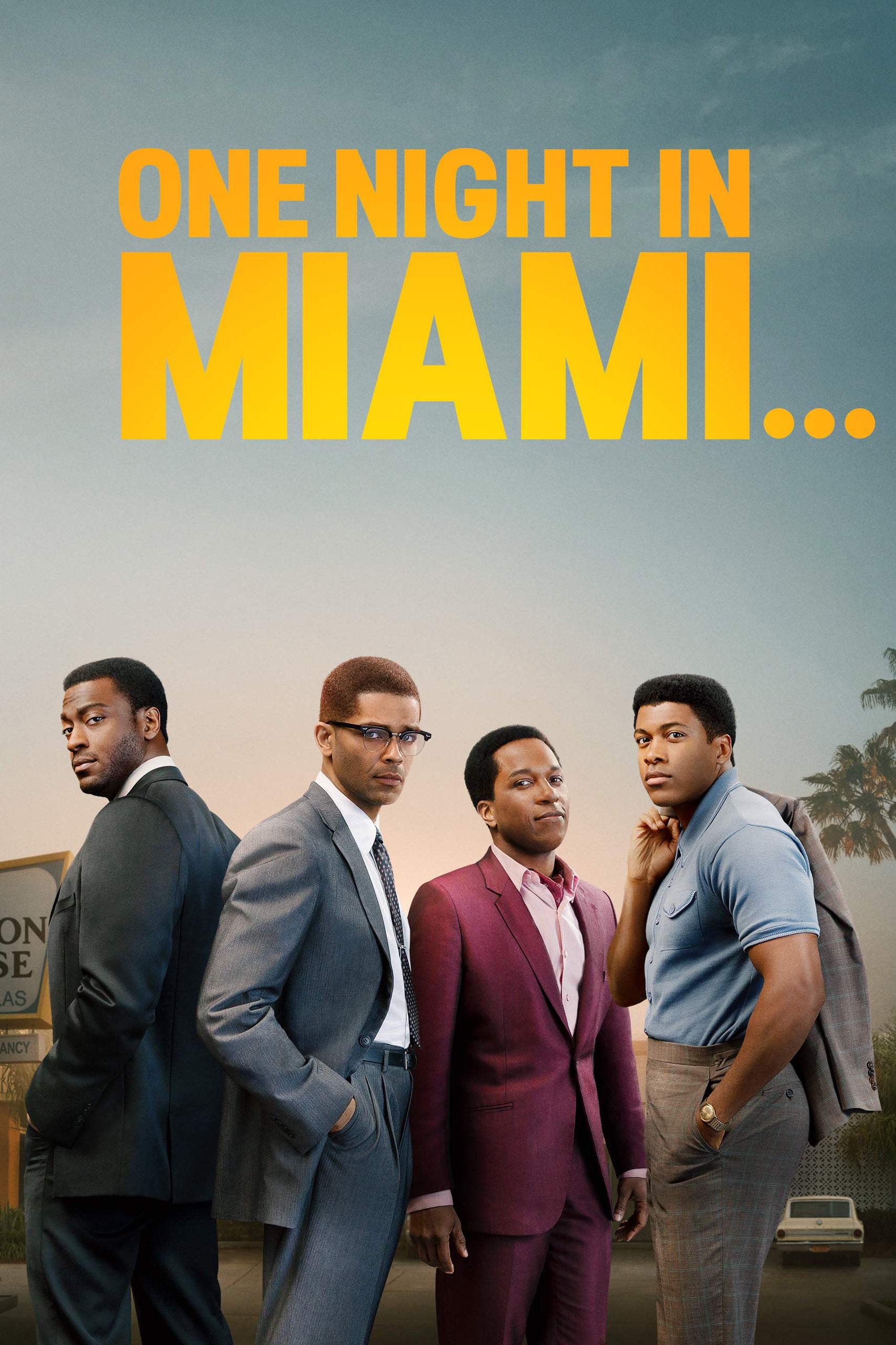 One Night in Miami... Movie Streaming Online