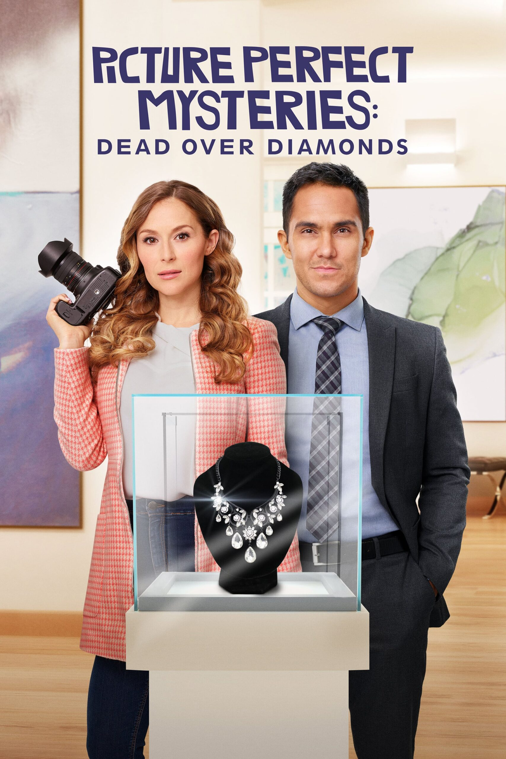 Picture Perfect Mysteries: Dead Over Diamonds Movie Streaming Online
