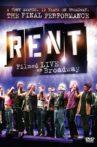 Rent: Filmed Live on Broadway Movie Streaming Online
