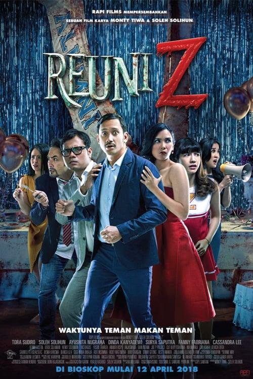 Reunion Z Movie Streaming Online