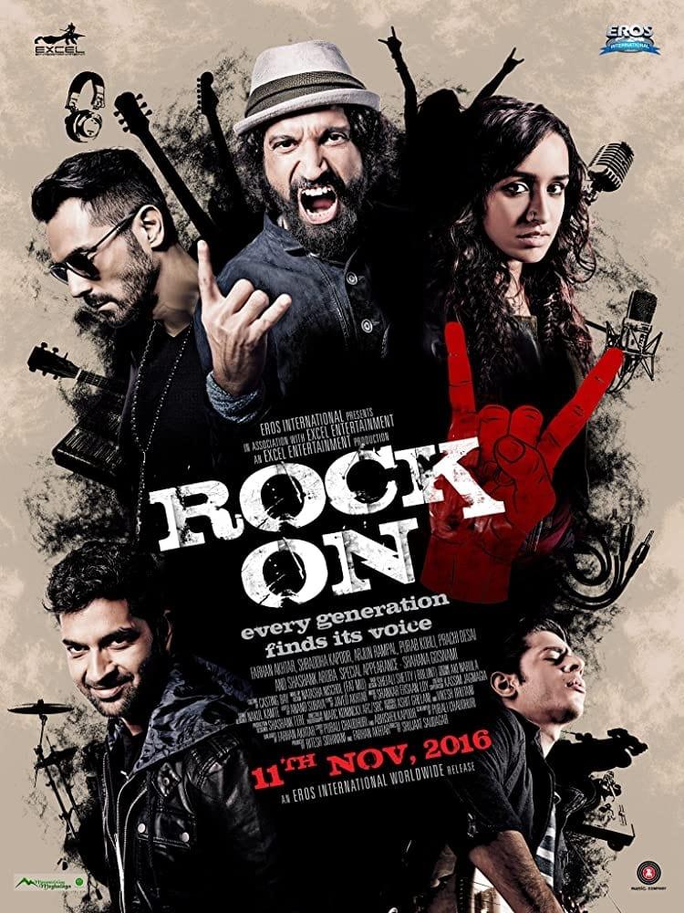 Rock On 2 Movie Streaming Online
