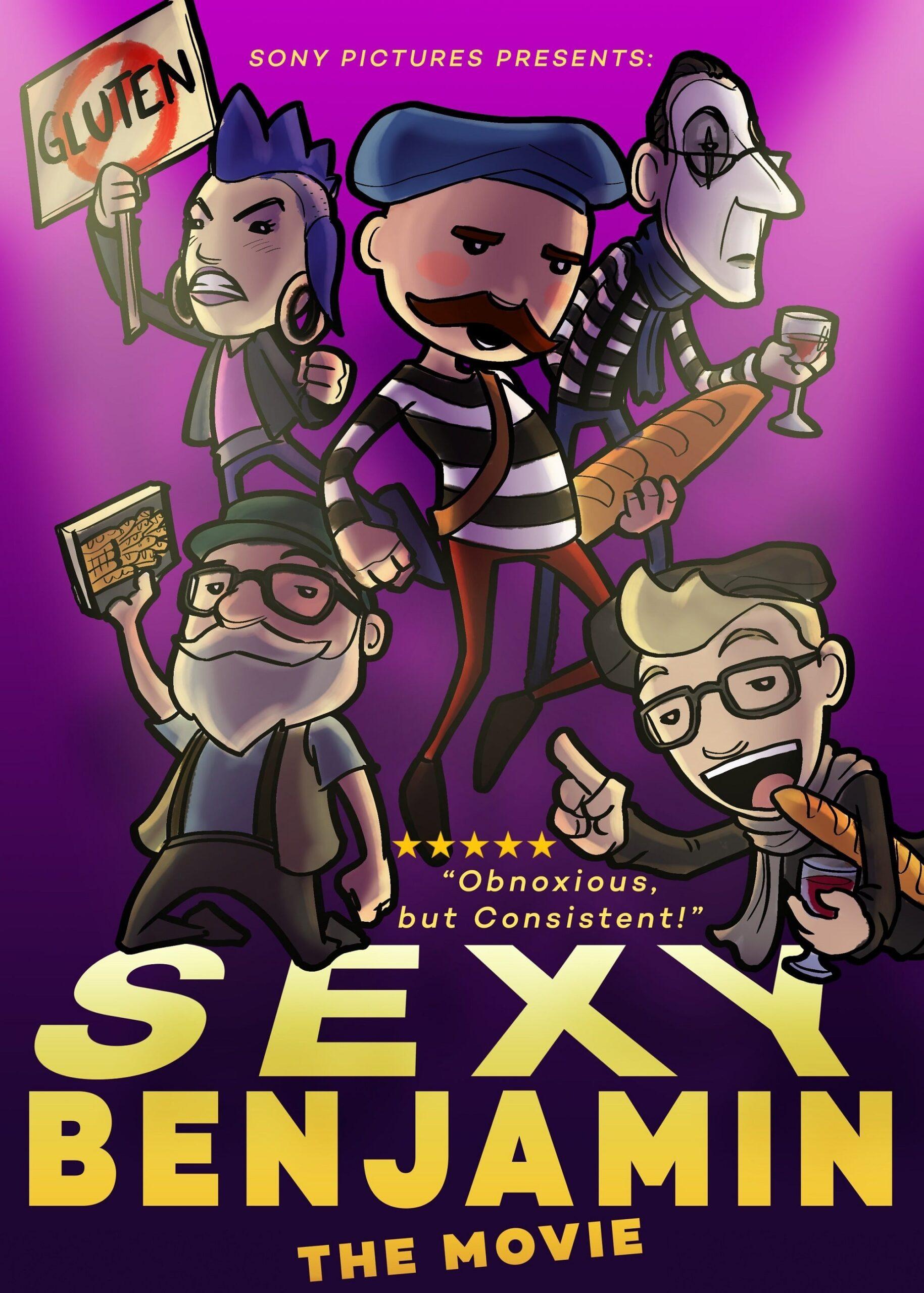 Sexy Benjamin The Movie