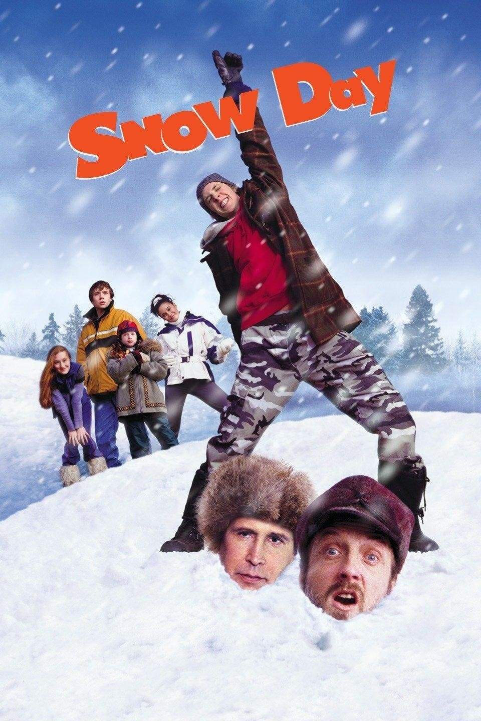 Snow Day Movie Streaming Online