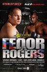 Strikeforce: Fedor vs. Rogers Movie Streaming Online