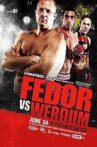 Strikeforce: Fedor vs. Werdum Movie Streaming Online