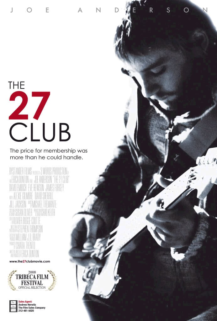 The 27 Club Movie Streaming Online