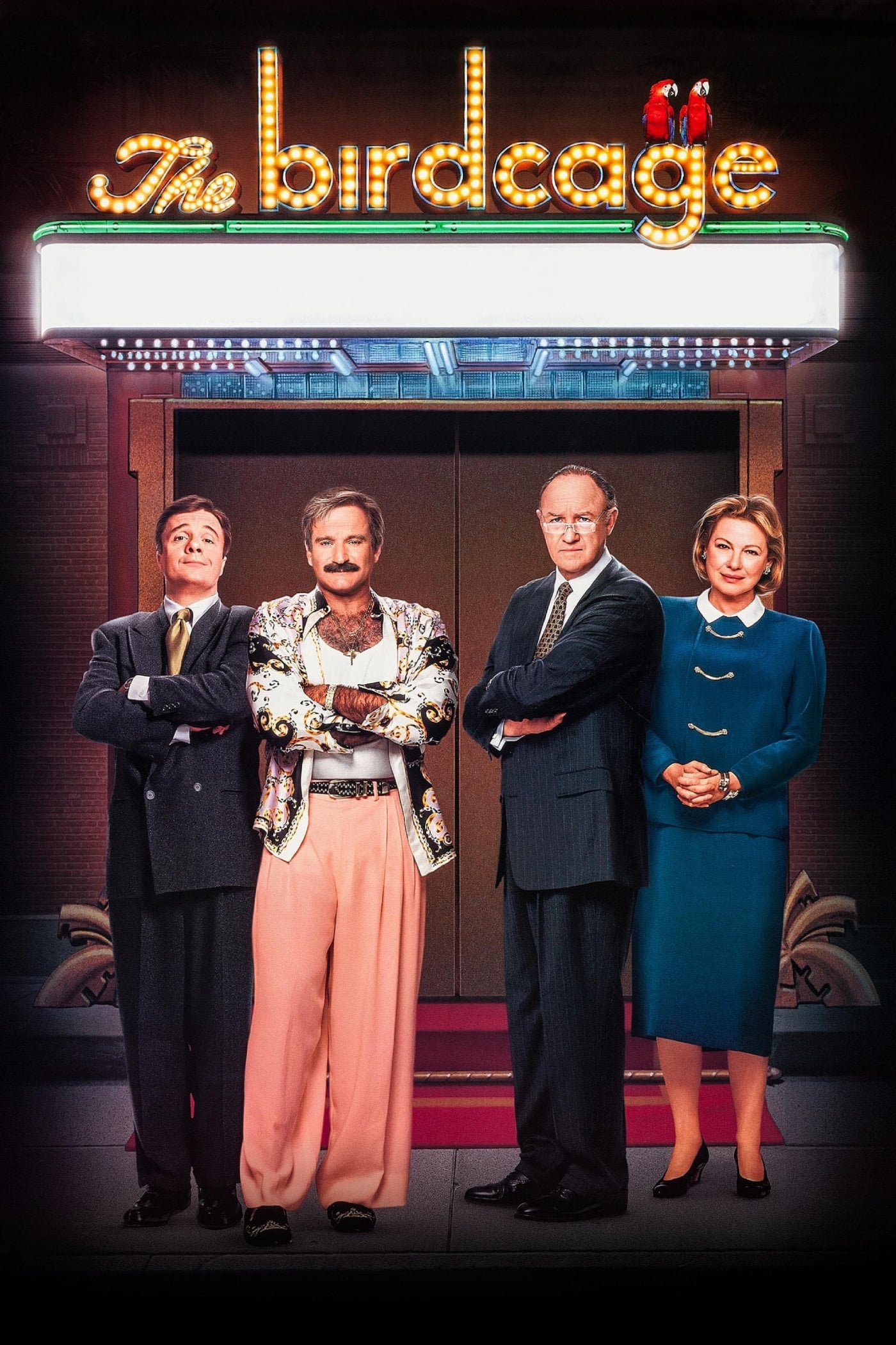 The Birdcage Movie Streaming Online