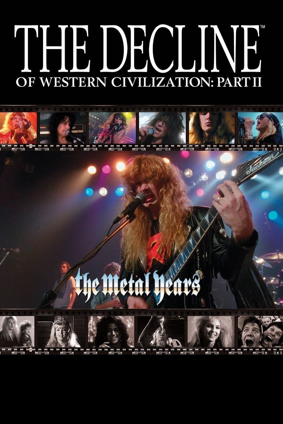 The Decline of Western Civilization Part II: The Metal Years Movie Streaming Online
