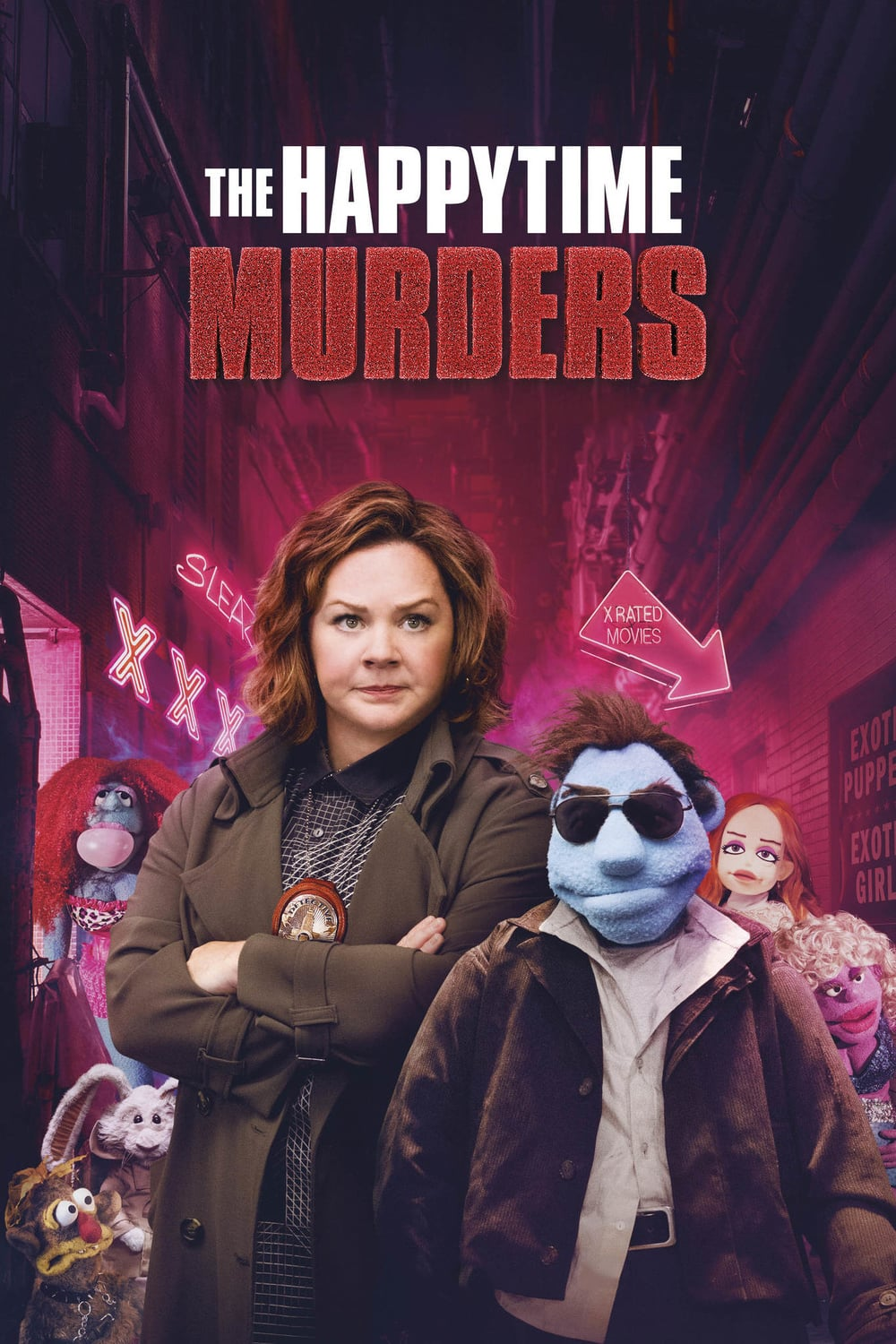 The Happytime Murders Movie Streaming Online