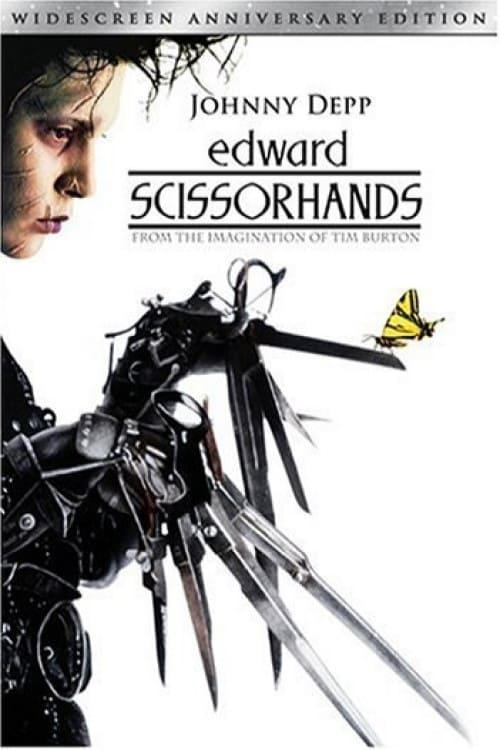 The Making of Edward Scissorhands Movie Streaming Online