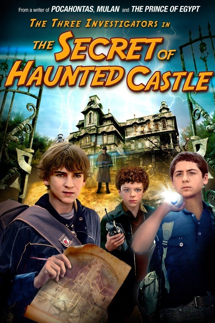 The Three Investigators and the Secret of Terror Castle Movie Streaming Online