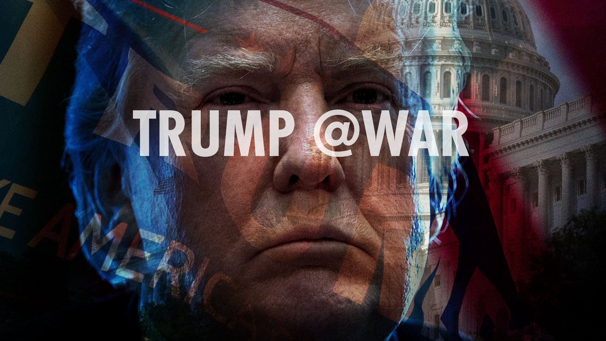 Trump @ War full movie, right here right now. Make sure you share this powerfull.....