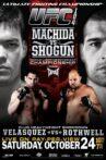 UFC 104: Machida vs. Shogun Movie Streaming Online