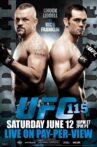 UFC 115: Liddell vs. Franklin Movie Streaming Online
