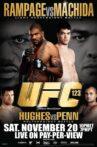 UFC 123: Rampage vs. Machida Movie Streaming Online