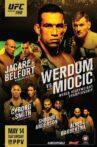 UFC 198: Werdum vs. Miocic Movie Streaming Online