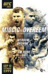 UFC 203: Miocic vs. Overeem Movie Streaming Online