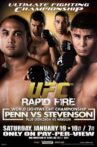 UFC 80: Rapid Fire Movie Streaming Online