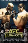 UFC 90: Silva vs. Cote Movie Streaming Online