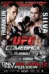 UFC 99: The Comeback Movie Streaming Online