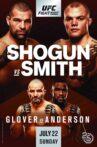 UFC Fight Night 134: Shogun vs. Smith Movie Streaming Online