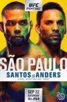UFC Fight Night 137: Santos vs. Anders Movie Streaming Online