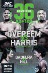 UFC on ESPN 8: Overeem vs. Harris Movie Streaming Online