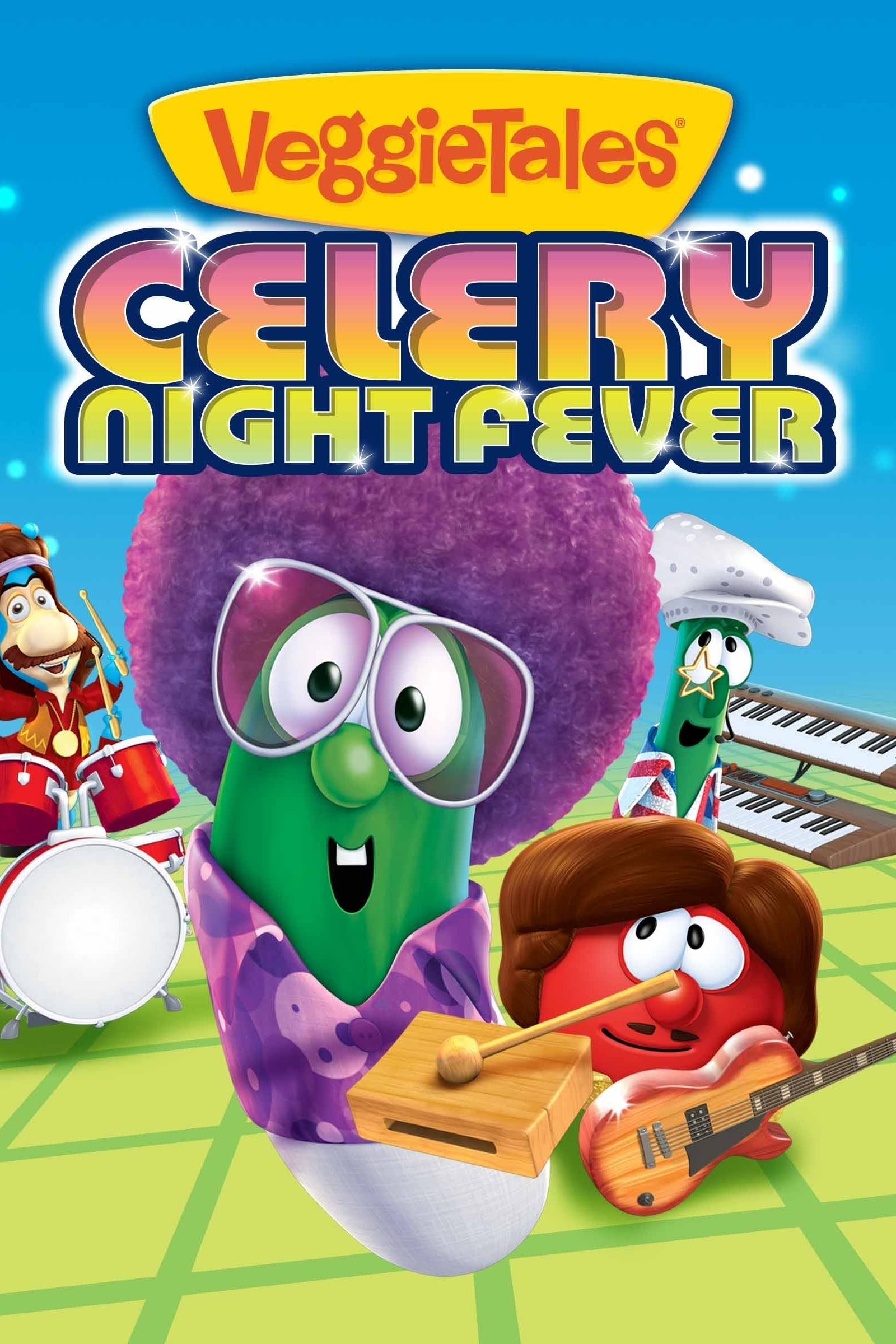 VeggieTales: Celery Night Fever Movie Streaming Online