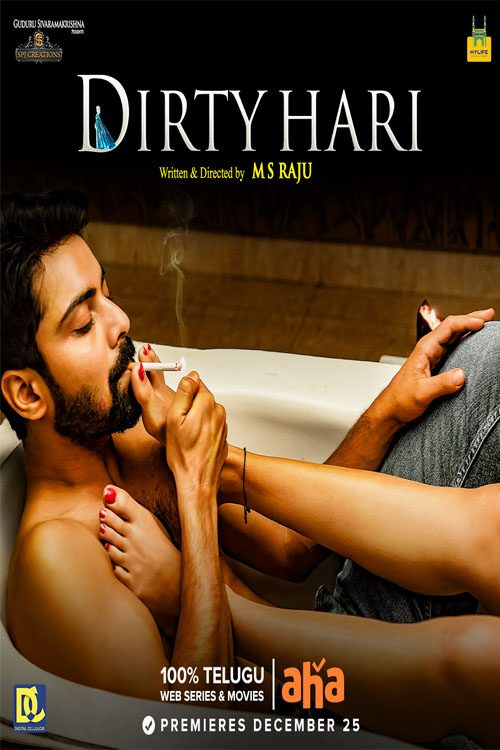 watch Dirty Hari telugu movie online streaming on Aha video