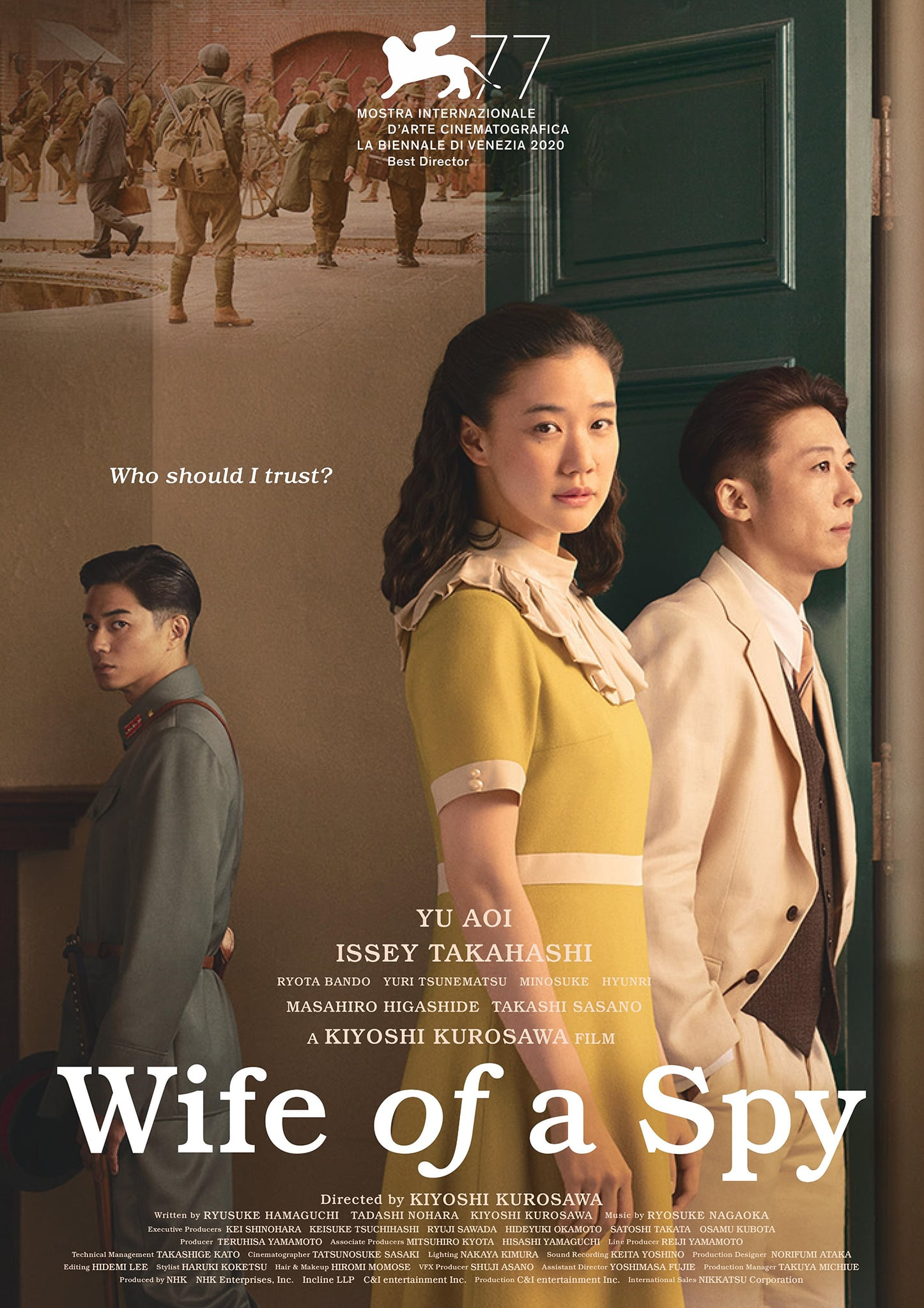 Wife of a Spy Movie Streaming Online